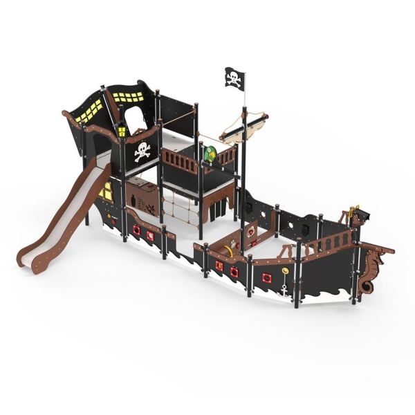 Play ship 312 pirate theme world