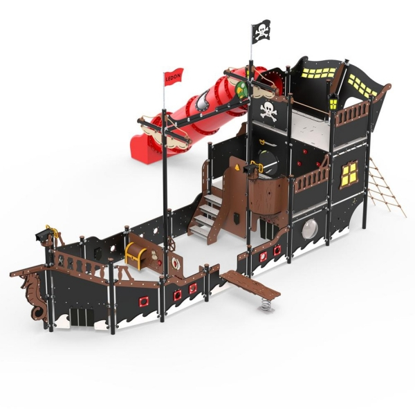 Play ship 415 pirate theme world